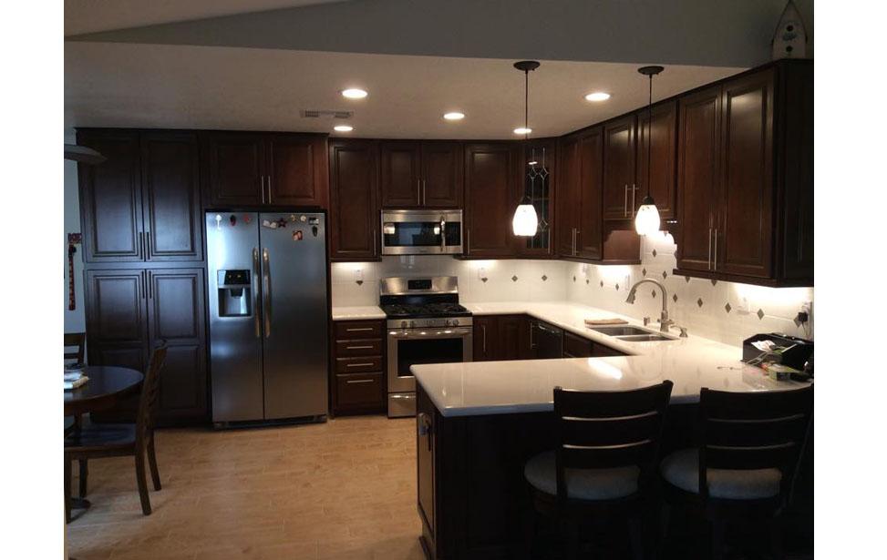 marvelous Kitchen Remodel Santa Clarita #3: Kitchen remodel 1 after